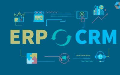 Qual a diferença entre ERP e CRM?